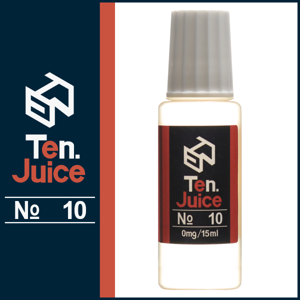Ten. eJuice No.10