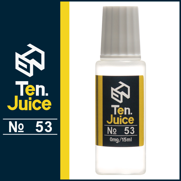 Ten. eJuice No.53