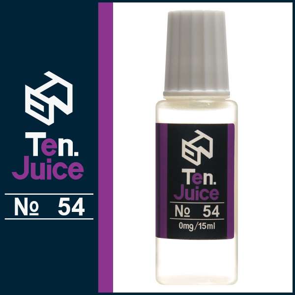 Ten. eJuice No.54