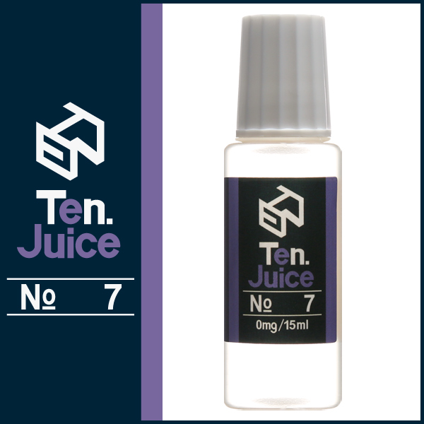 Ten. eJuice No.7