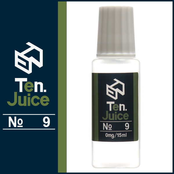 Ten. eJuice No.9