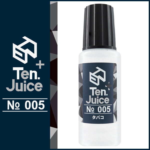 Ten. eJuice PLUS NO.005